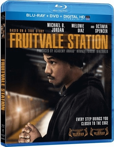 Fruitvale Station (Blu-ray + DVD + UltraViolet)