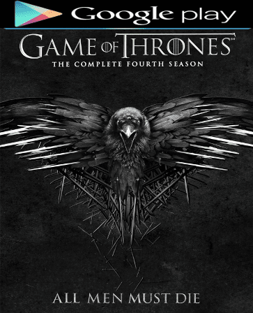 Game of Thrones Season 4 HD Digital Copy Code (GOOGLE PLAY)