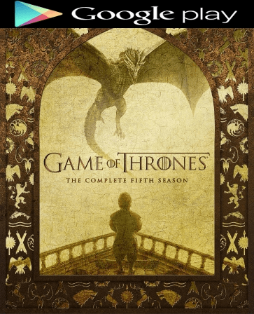 Game of Thrones Season 5 HD UV Code (GOOGLE PLAY)