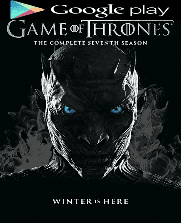 Game of Thrones Season 7: HD Google Play Code