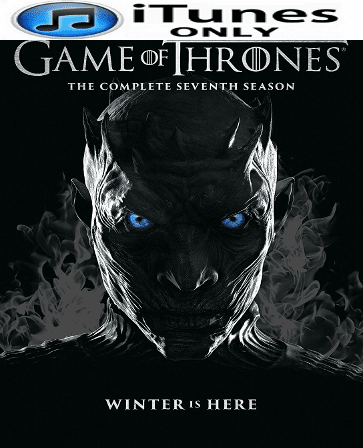 Game of Thrones: Season 7 HD iTunes Code