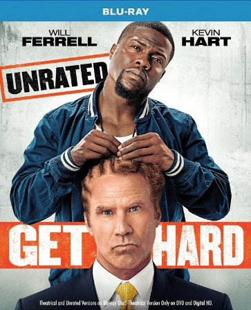 Get Hard Blu-ray Single Disc (USED)