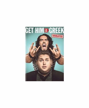 Get Him To The Greek Unrated  DVD Movie (USED)