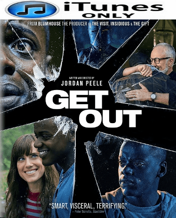 Get Out HD iTunes Code