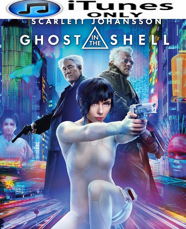 Ghost in the Shell HD iTunes Code