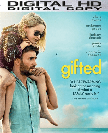Gifted HD Ultraviolet or iTunes Code