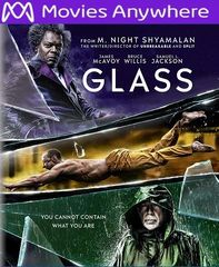 Glass HD UV or iTunes Code via MA