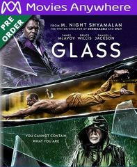 Glass HD UV or iTunes Code via MA (PRE-ORDER WILL EMAIL ON OR BEFORE BLU RAY RELEASE)