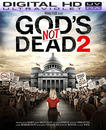 God's Not Dead 2 HD Digital Ultraviolet UV Code