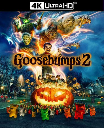 Goosebumps 2 4K Vudu Ports To Movies Anywhere & iTunes (Insta Watch)