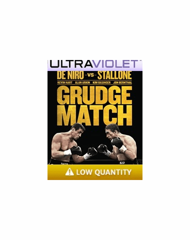 Grudge Match SD Digital Ultraviolet UV Code