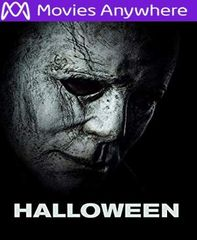 HALLOWEEN HD UV or iTunes Code via MA