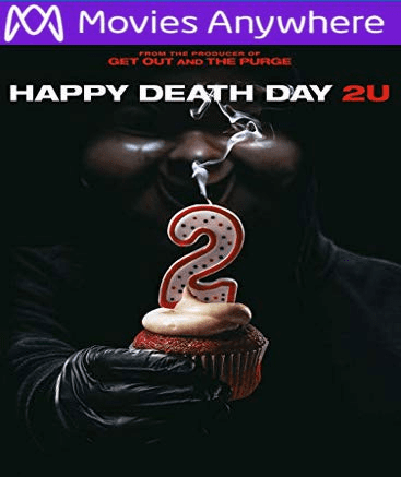 Happy Death Day 2U UV or iTunes Code via MA