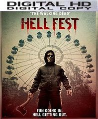 Hell Fest HD UV or iTunes Code