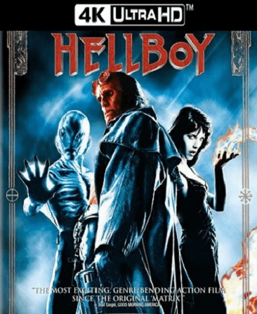 Hellboy (2004) 4K Vudu Ports To Movies Anywhere & iTunes (Insta Watch)