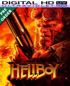 Hellboy 2019 HD Vudu Code (PRE-ORDER WILL EMAIL ON OR BEFORE BLU RAY RELEASE)