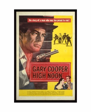 High Noon DVD Movie