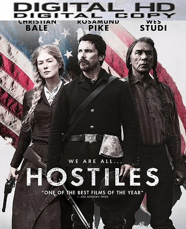 Hostiles HD UV  Code