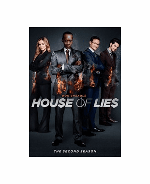 House Of Lies The Second Season DVD
