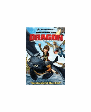 How To Train Your Dragon DVD Movie