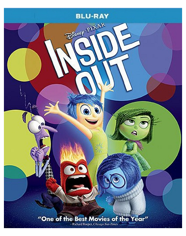 Inside Out Blu-ray (USED)