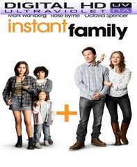 Instant Family HD VUDU UV Code