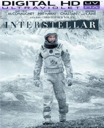 Interstellar HD Digital Ultraviolet UV Code