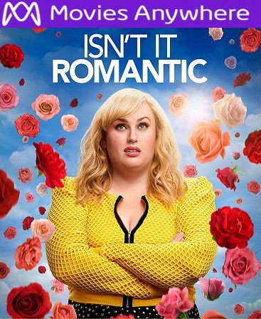Isn't It Romantic HD UV or iTunes Code via MA