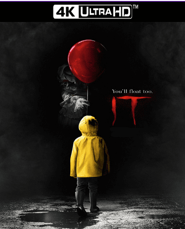 It (2017) 4K Vudu Ports To Movies Anywhere & iTunes (Insta Watch)
