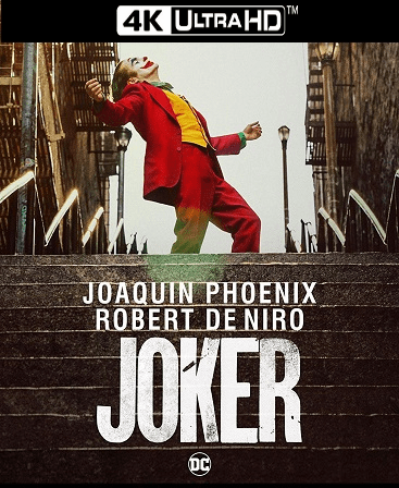 Joker 4K Vudu or iTunes Code via MA
