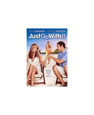 Just Go With It  DVD Movie