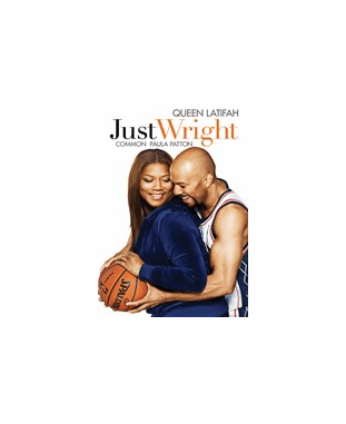 Just Wright DVD Movie Rental Exclusive (USED)