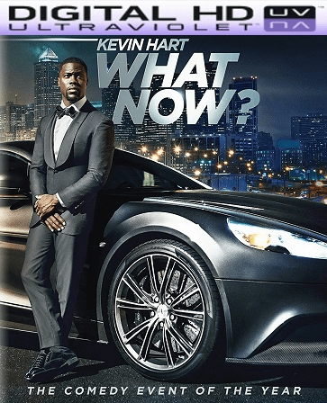 Kevin Hart  What Now HD Digital Ultraviolet UV Code