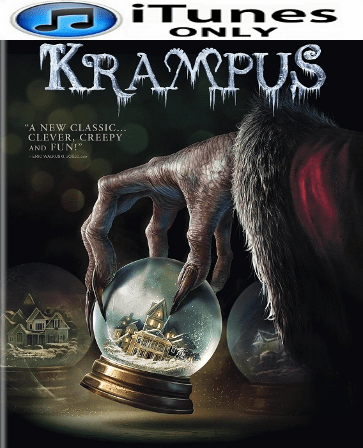 Krampus HD iTunes Code