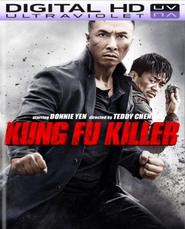Kung Fu Killer HD Digital Ultraviolet UV Code
