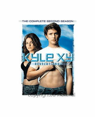 Kyle XY The Complete Second Season Revelations
