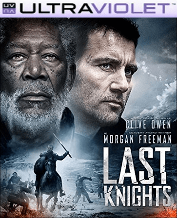 Last Knights SD Digital Ultraviolet UV Code