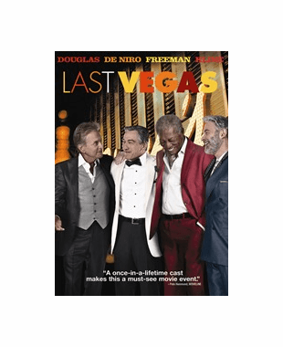 Last Vegas DVD Movie