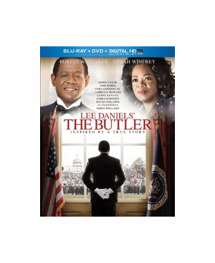 Lee Daniels The Butler Blu-ray