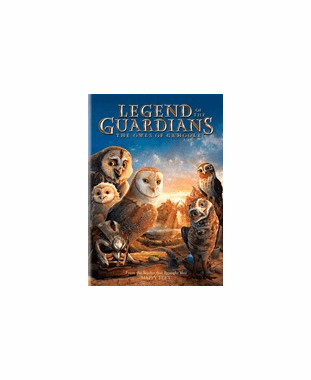 Legend Of The Guardians The Owls Of Ga Hoole