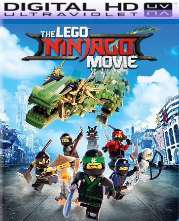 Lego Ninjago Movie HD Ultraviolet UV or iTunes Code VIA Movies Anywhere      (SALE WILL END WITHOUT NOTICE)