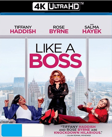 Like a Boss 4K iTunes Code