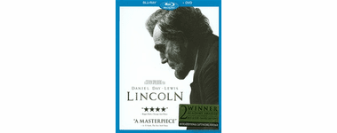 Lincoln (Blu-ray ONLY USED)
