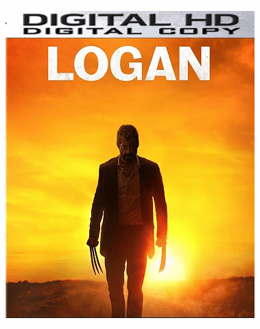 Logan HD Ultraviolet or iTunes Code