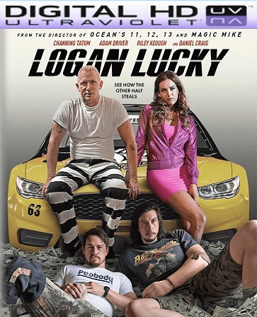 "Logan Lucky HD Ultraviolet UV Code  <div class=""itemavailable""><em>Availability: </em>Out of Stock</div>"