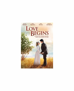 Love Begins DVD (USED)
