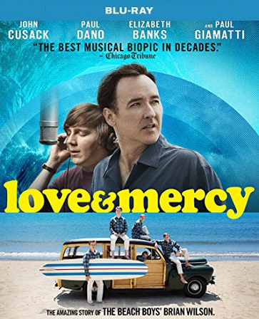 Love & Mercy Blu-ray Single Disc