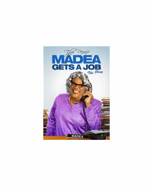 Madea Gets A Job DVD