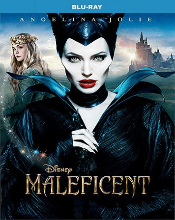 Maleficent (Blu-ray ONLY USED)