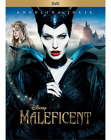Maleficent DVD (USED)